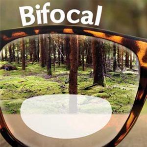 Bifocal Eyeglasses
