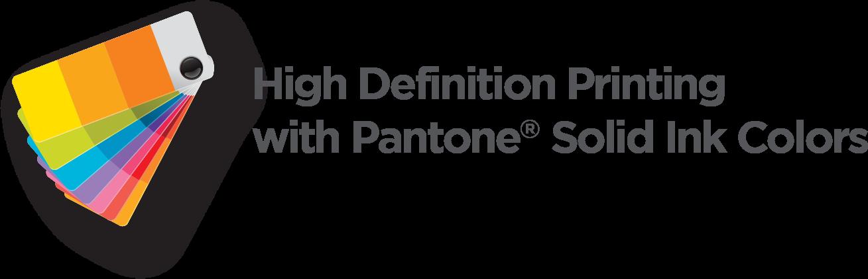 Pantone Solid Ink Colors