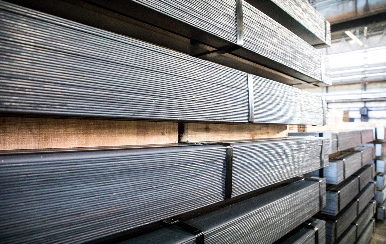 Flat Sheet Steel