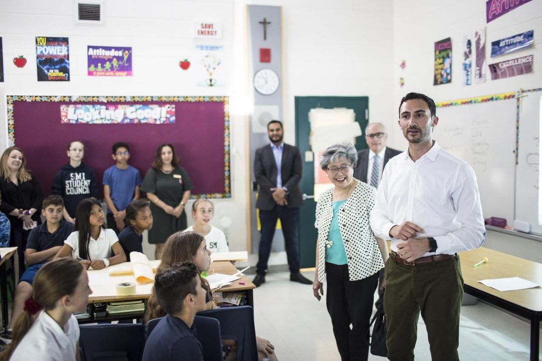 Ontario's new class size means Toronto, York school boards forced to cut STEM classes