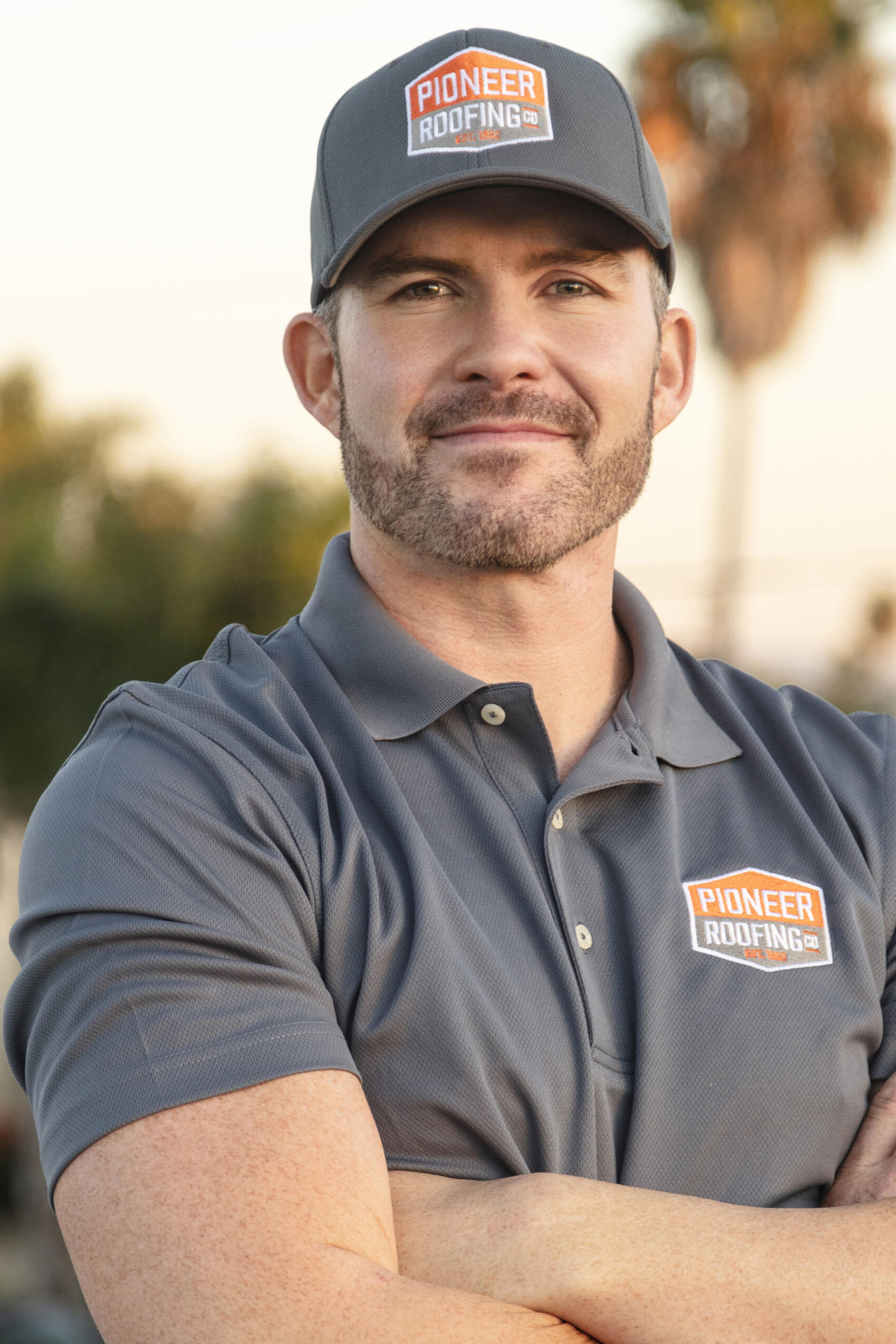 Spencer Stout Owner of Pioneer Roofing