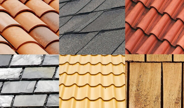 Roof Types for Your Property