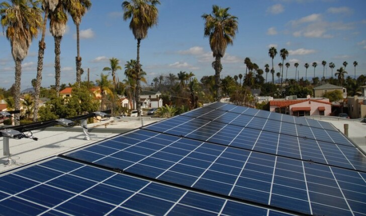 Solar Panels Pioneer Roofing San Diego