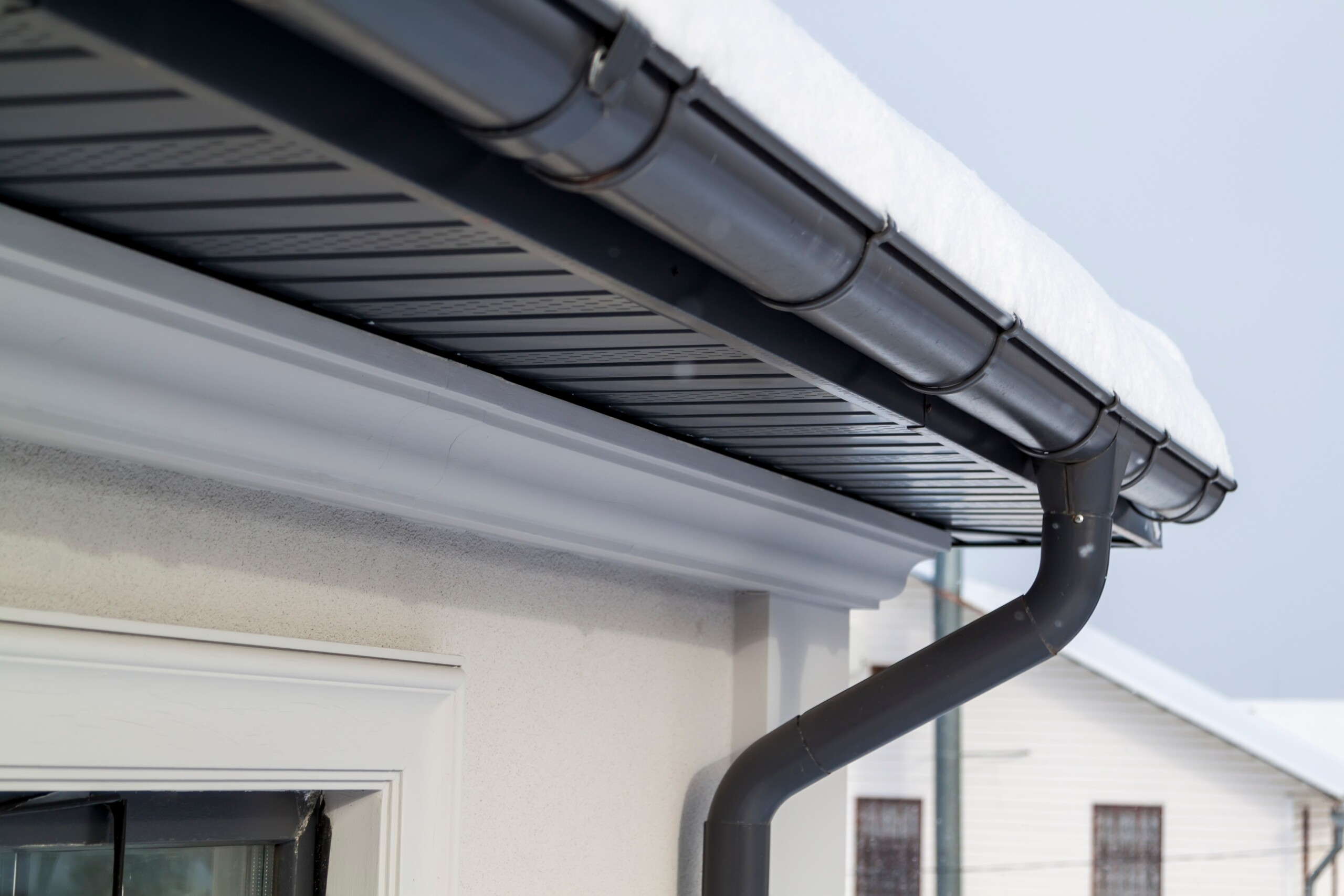 The Difference Between Gutter Guards and Gutter Screens