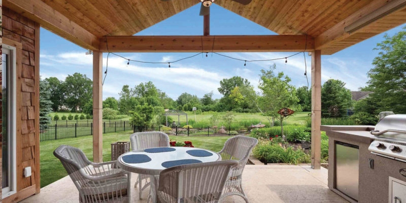 covered patio fort wayne