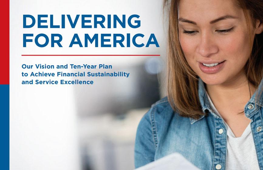 USPS Deliver for America