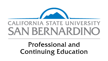 FREE Courses Offered by CSUSB