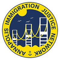 Annapolis Immigration Justice Network Logo