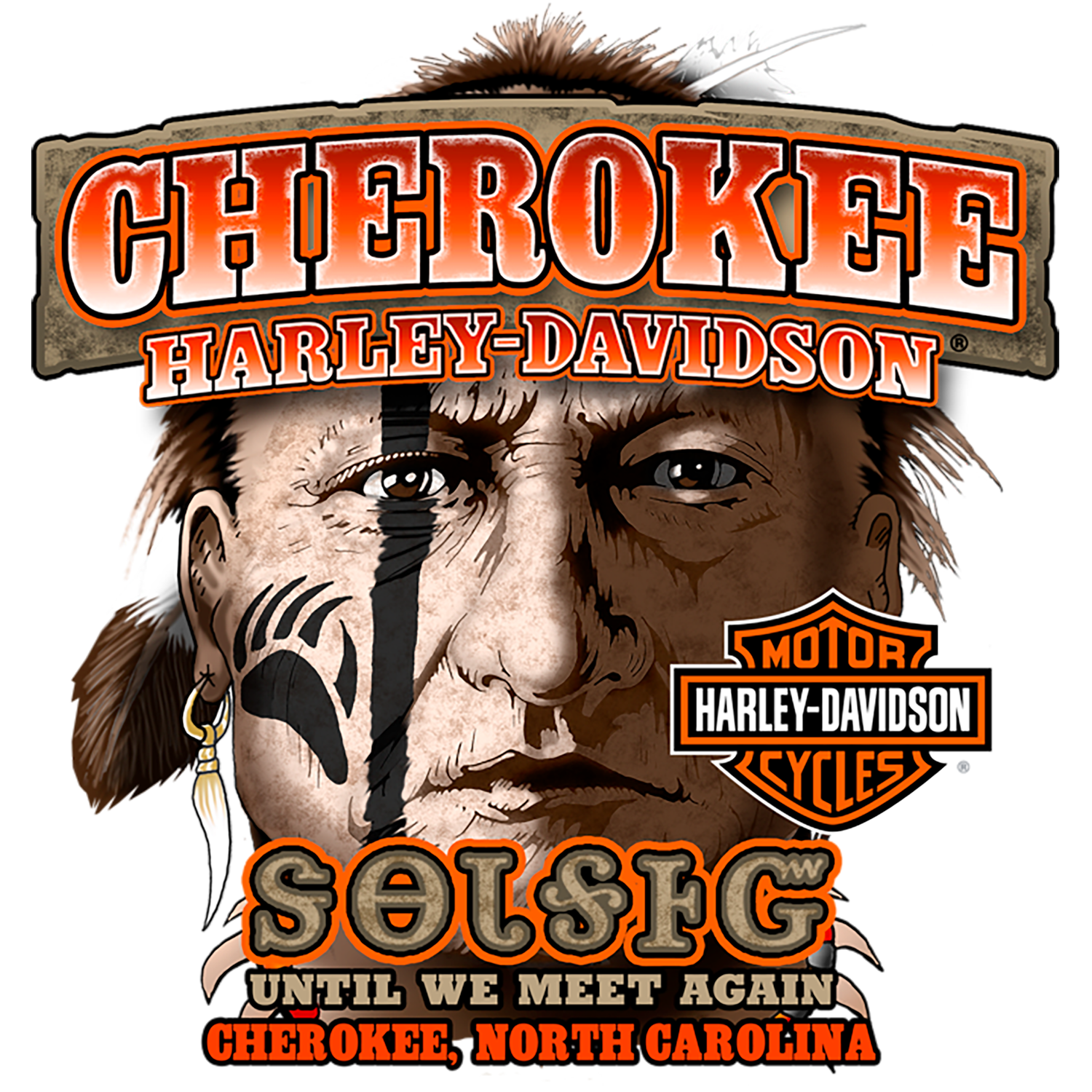 Cherokee Harley-Davidson North Carolina,  NC, Events