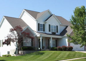 a new roof estimate in st charles missouri