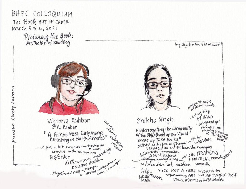 BHPC colloquium illustration by Jojo Karlin