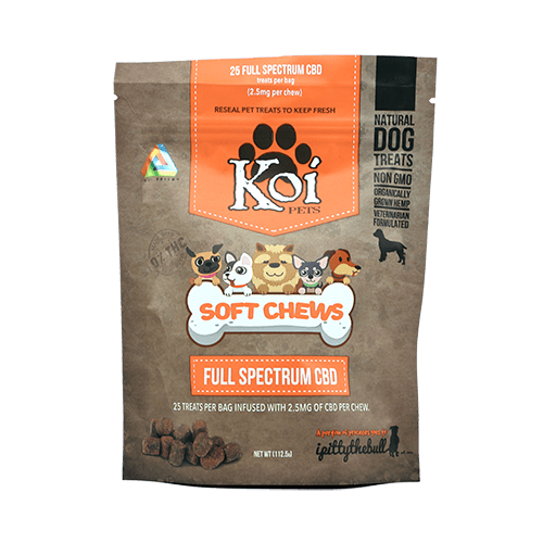 Koi-CBD-Pet-Soft-Chews-Front