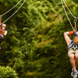 things to do in punta cana dominican republic zipline adventure picture
