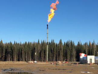8″-x-8″-10″-12″-up-to-220′-tall-Modular-Guyed-Flare-Stack-Quantity-9-Available-Roska-DBO-Rental