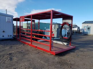 CBC01-50-HP-Smokeless-Flare-System-Blower-Roska-DBO-Rental