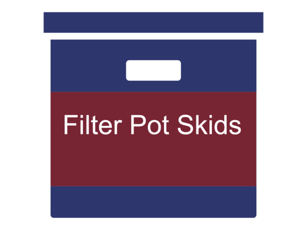 Filter Pot Skids
