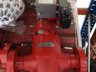 V2224 - 2 1/16IN Hydraulic ESD Gate 10000K RTJ Roska DBO Rental 2
