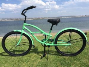 Women's Beach Cruiser Standard SoftCruise® Mint Green
