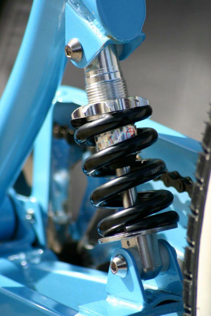 suspension coil