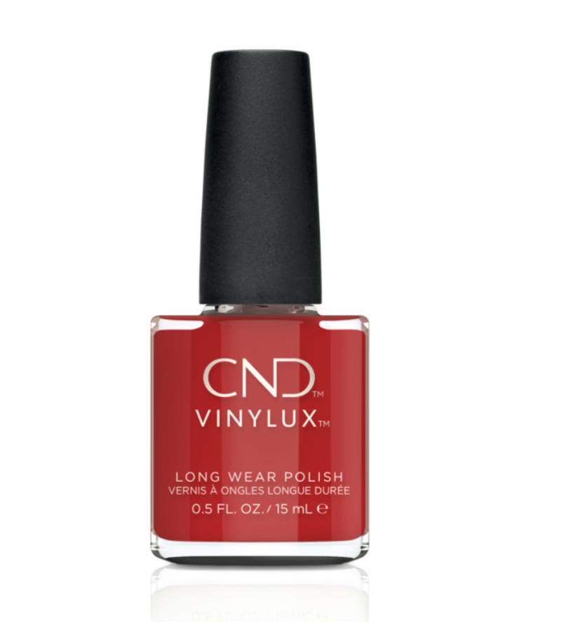 Devil Red - CND Vinylux Long Wear Polish -  C$12.50