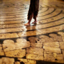 Walking the Dromenon