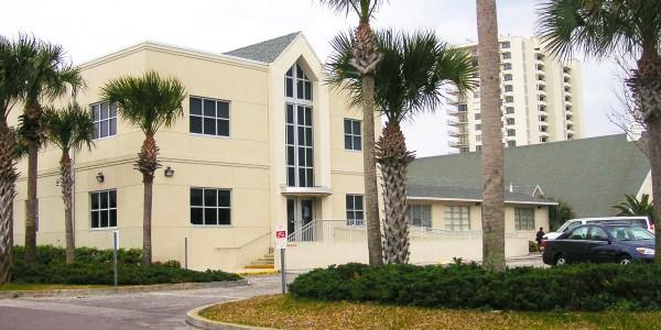 2 story addition to Neptune Beach Church
