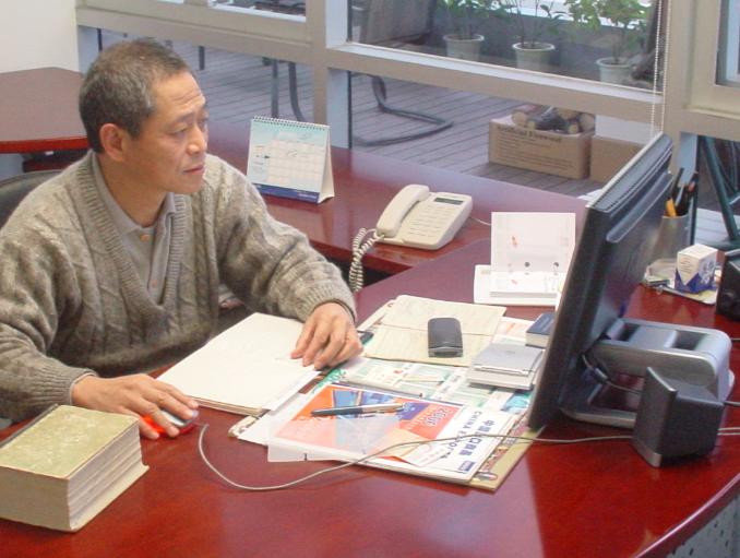Paul Zhou