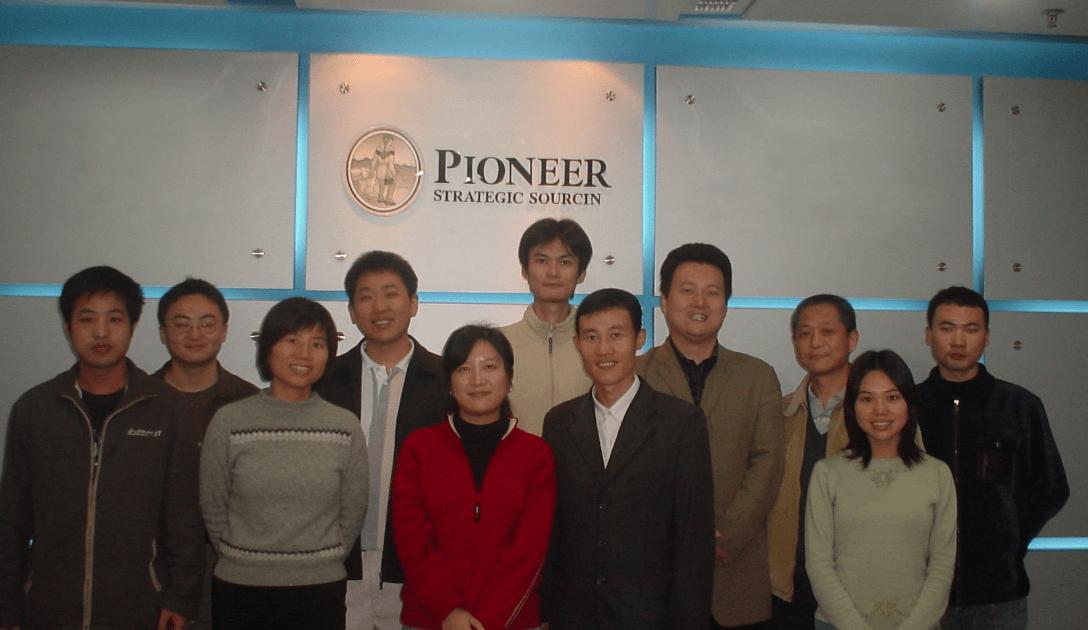Pioneer Strategic Sourcing
