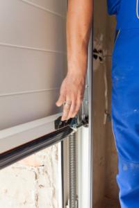 Garage door repair services in Oakville