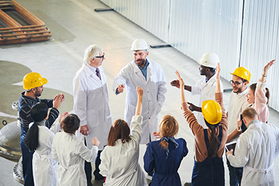 Industrial Staffing, General Labour Maintenance, Sanitation Packaging