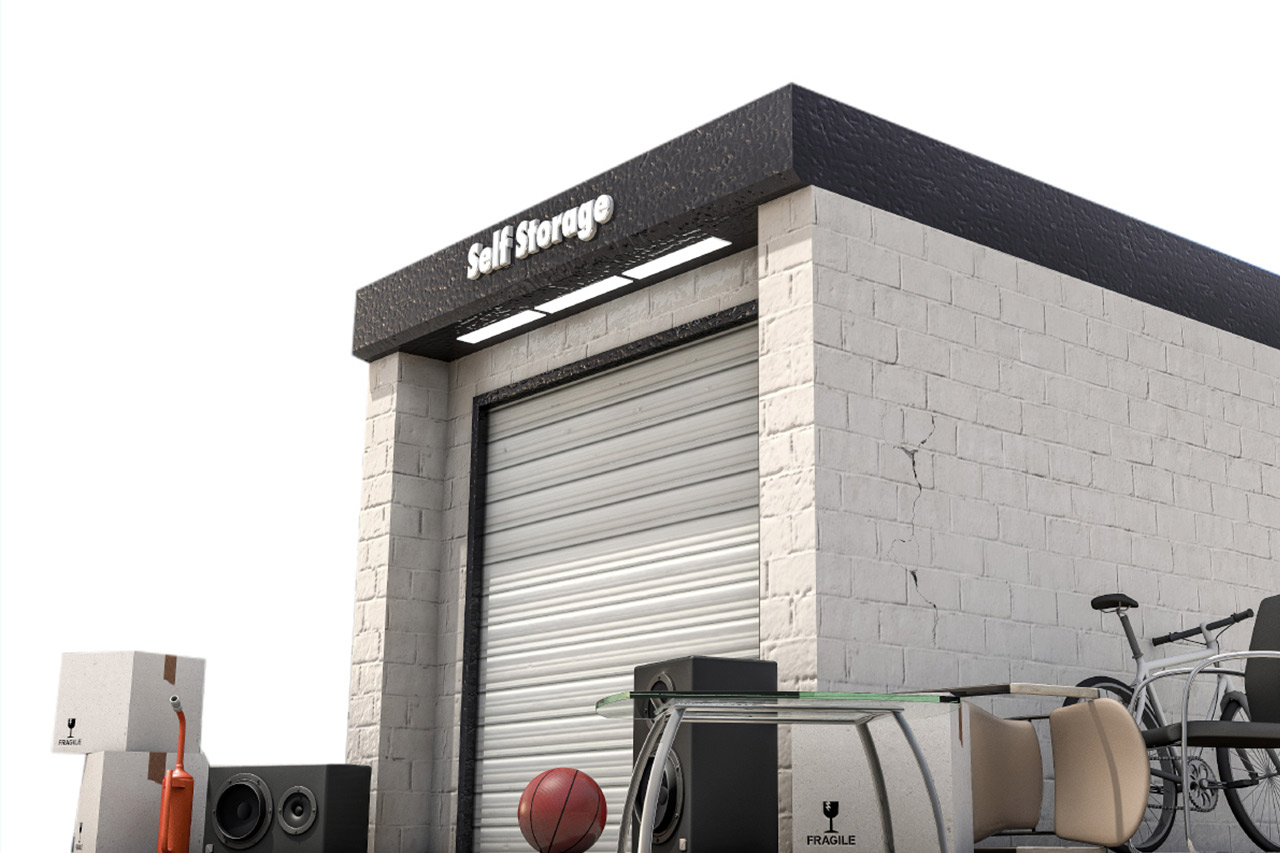 Self-Storage Units vs. Moving Containers