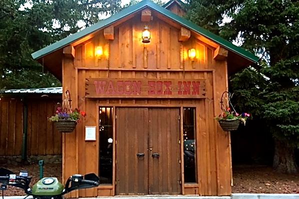 The Wagon Box ~ Story, Wyoming