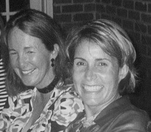 Julie (right) and I in Charlotte 2005
