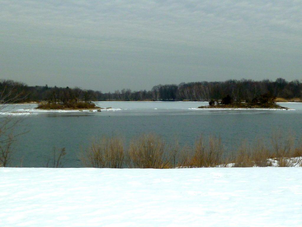 Edith G. Read 85-acre lake