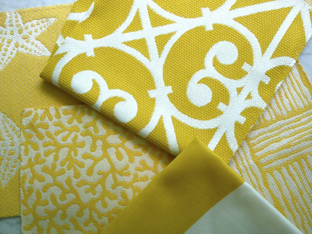 Duralee Yellow!