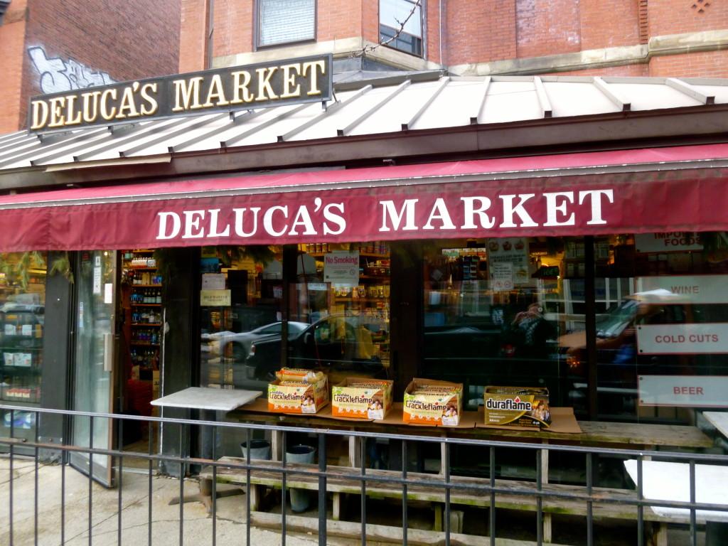 239 Newbury, Deluca's Market