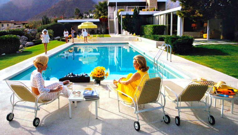 """Palm Springs Gossip"""
