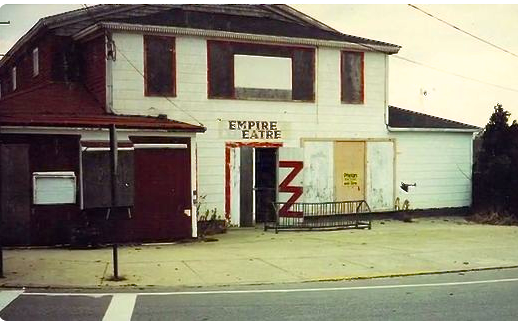 Empire before renovation