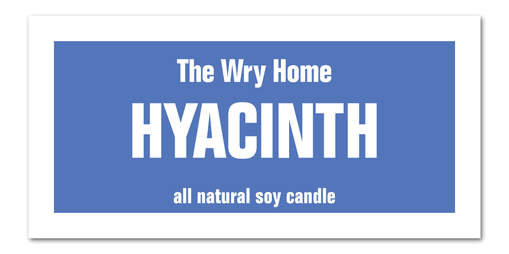The Wry Home Spring Summer Candle 2021
