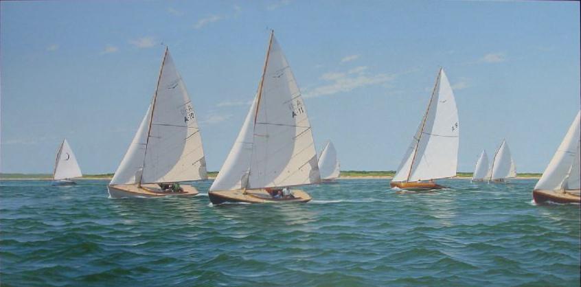 Yacht Club Race Day