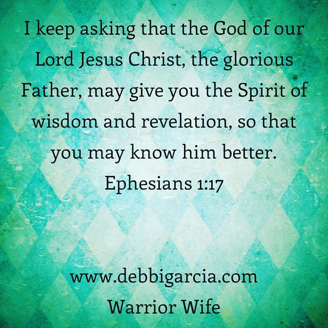 Give us wisdom