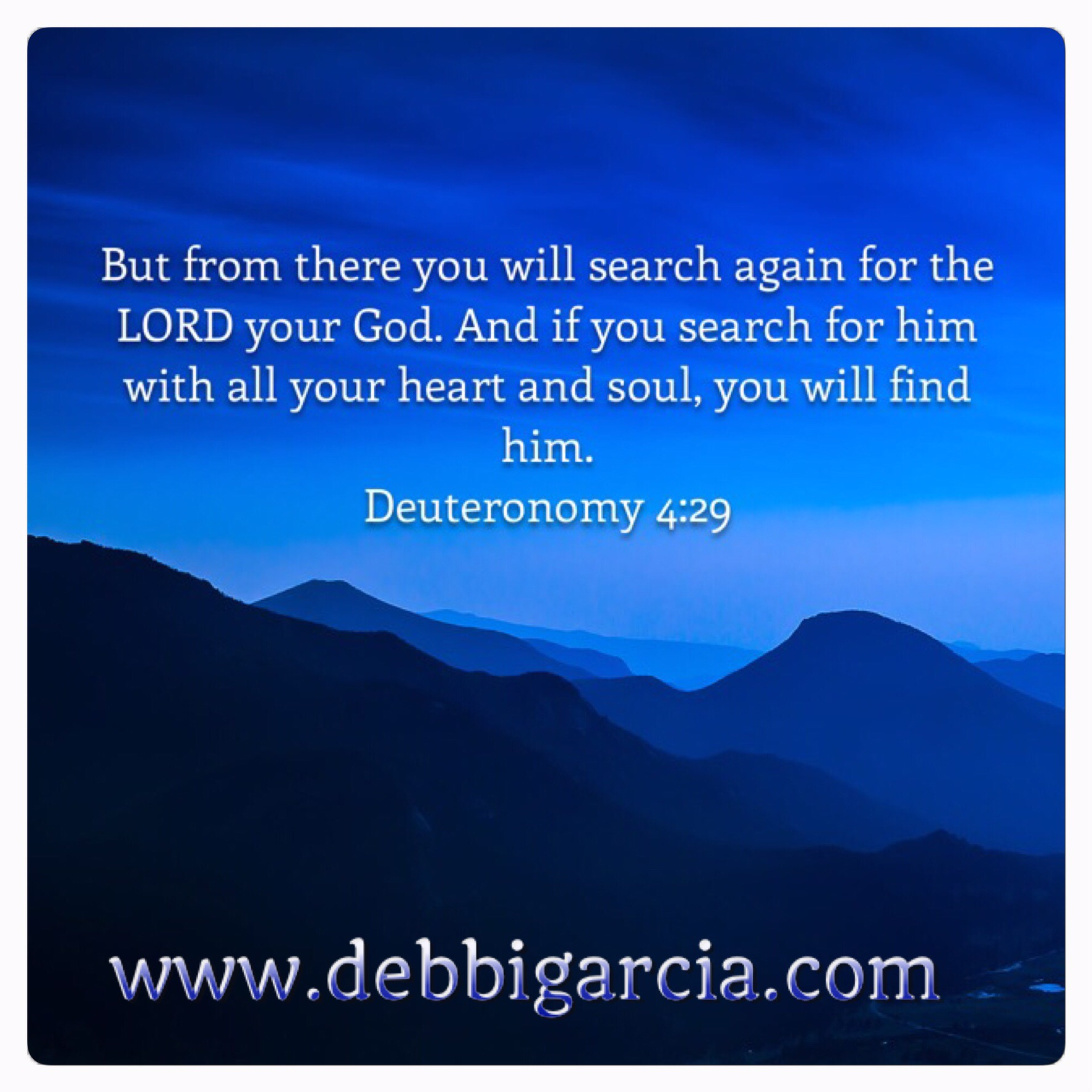 Search for Him
