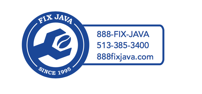 888 FIX JAVA sticker