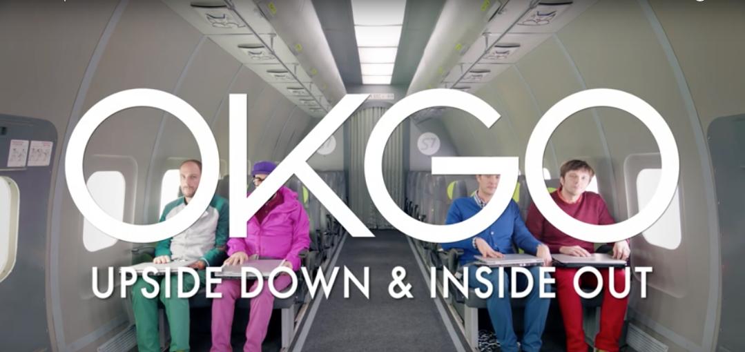 OK Go new video