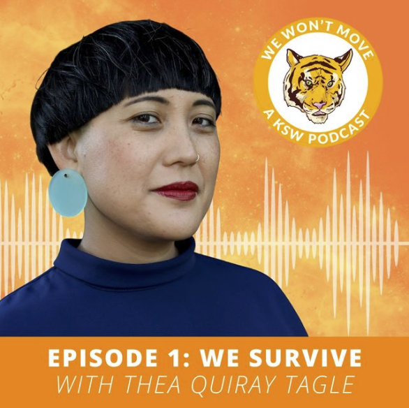 We Won't Move podcast episode 1