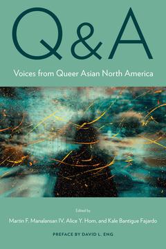 Q+A book cover