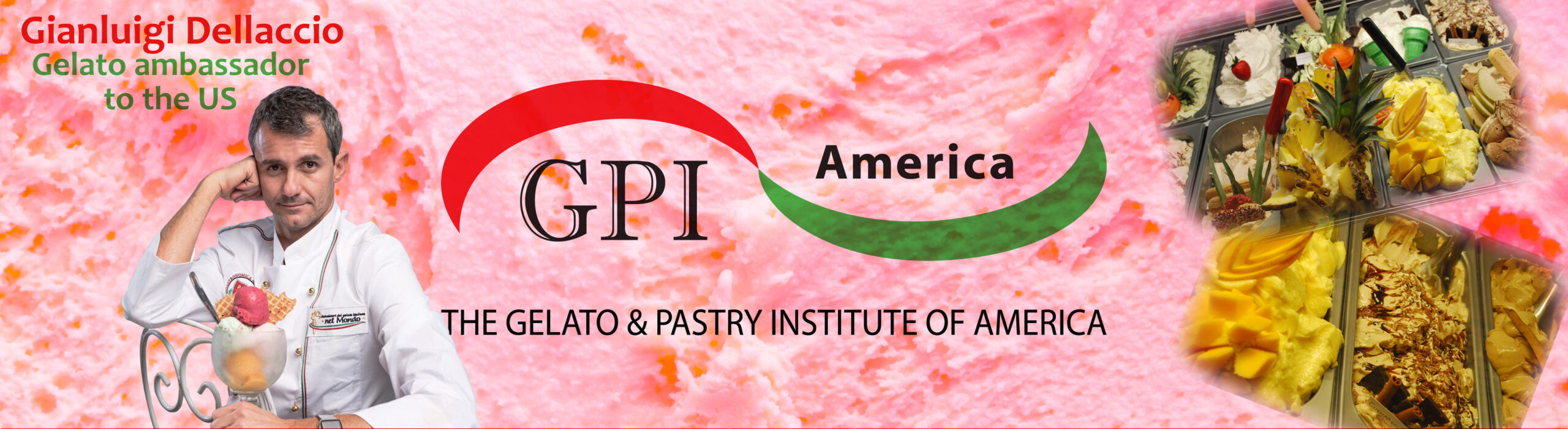 Gelato Seminars to be announced