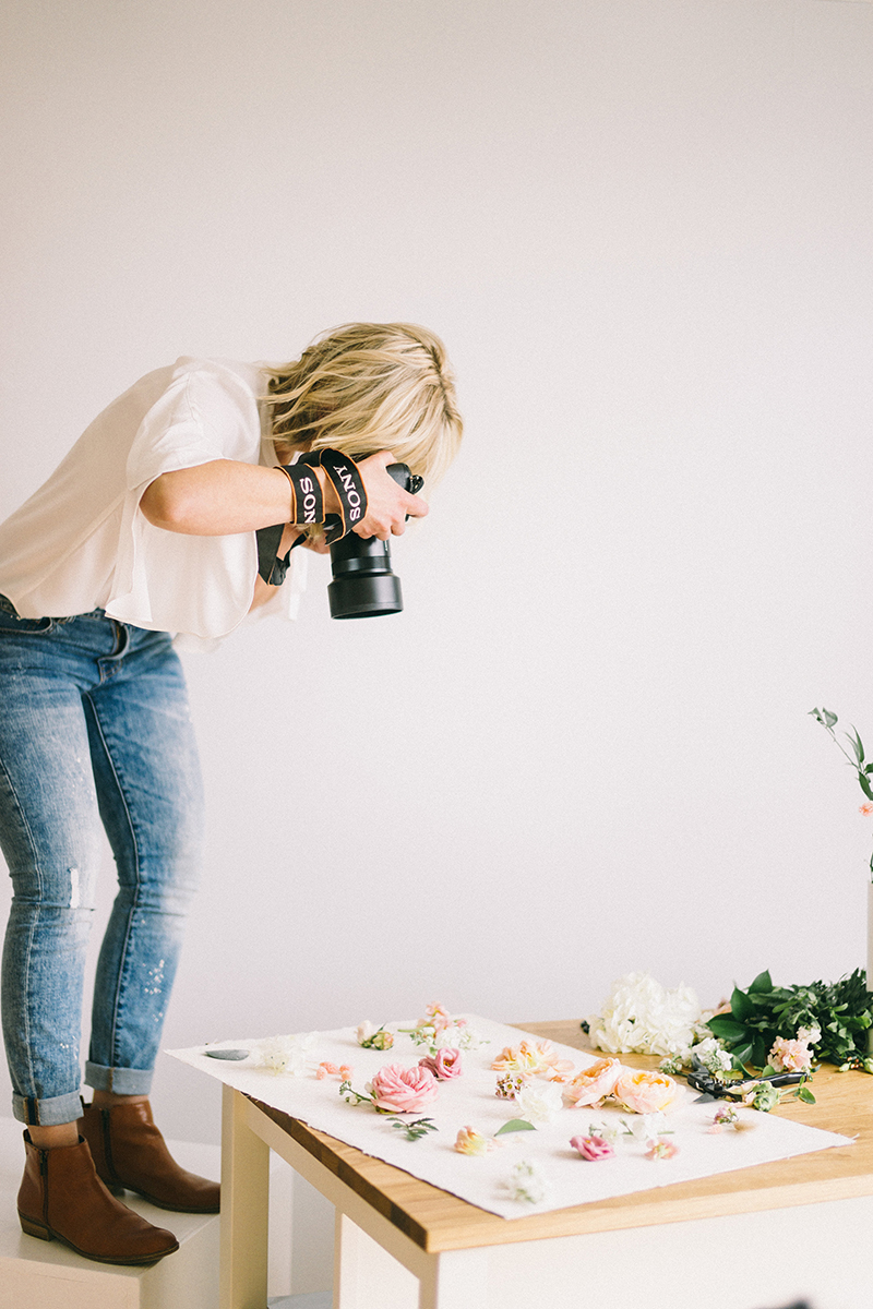 Bouquet preservation product for photographers to market to brides