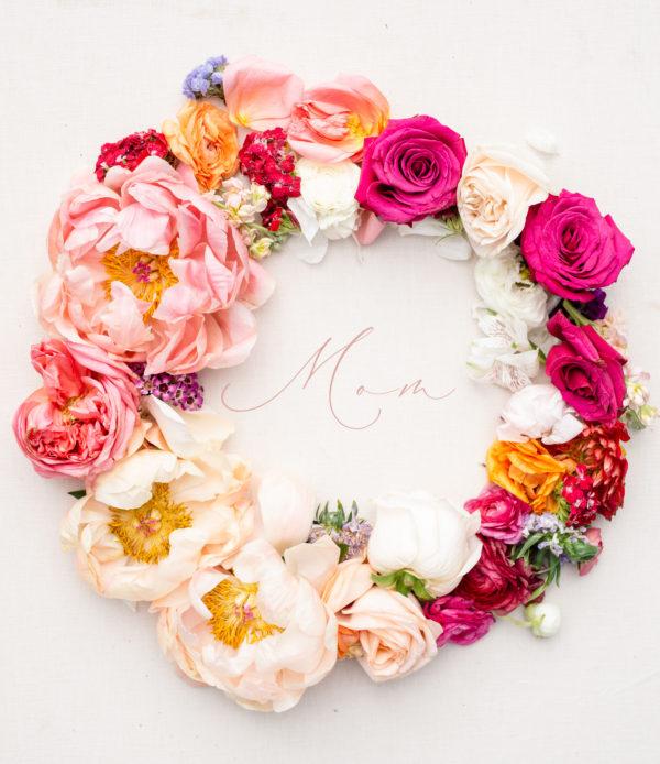 heirloom bouquet piece