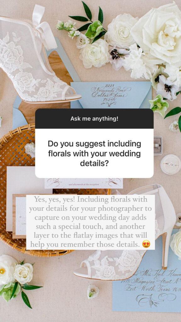 bridal bouquet preservation